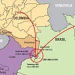 Como sair de Boa Vista/RR para Colômbia com custo baixo.